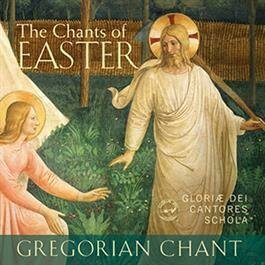 The Chants of Easter Music CD