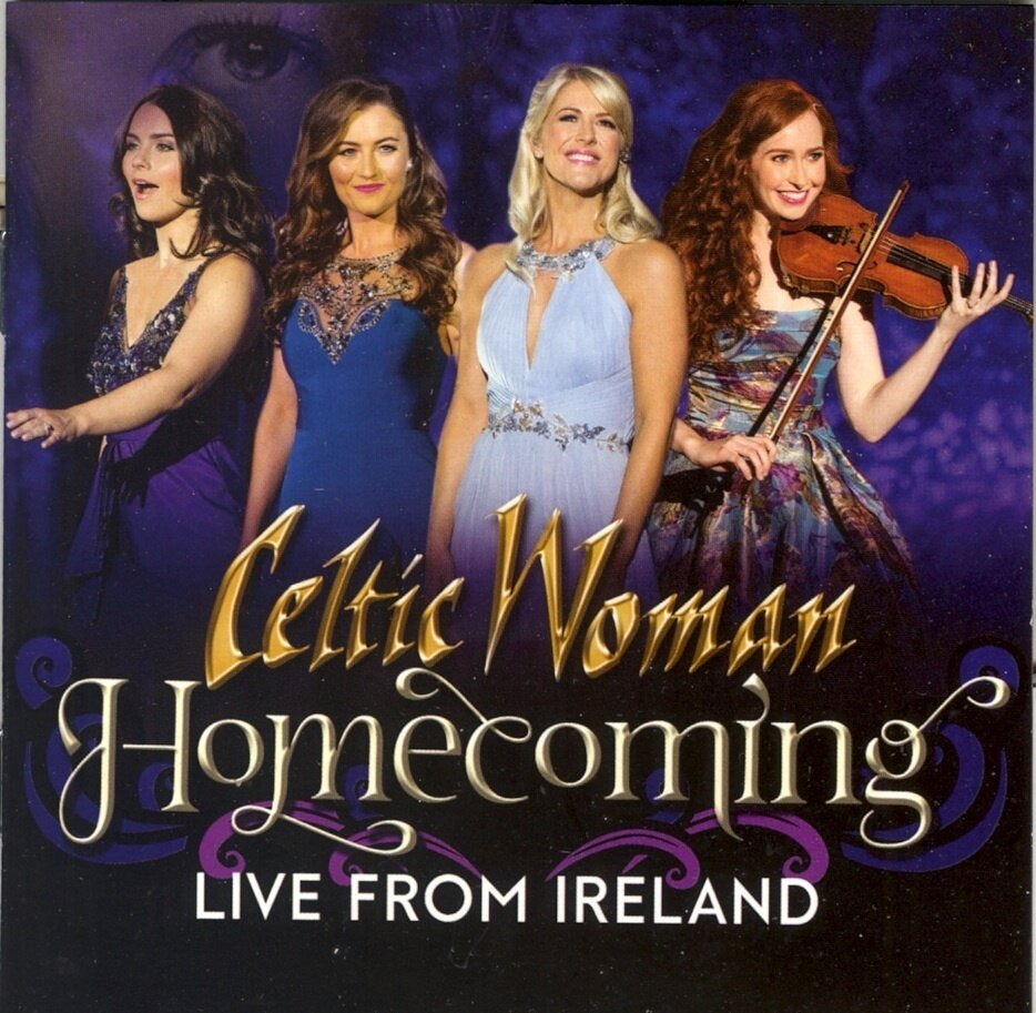 Celtic Woman Homecoming CD