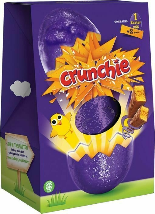 Crunchie Large Egg
