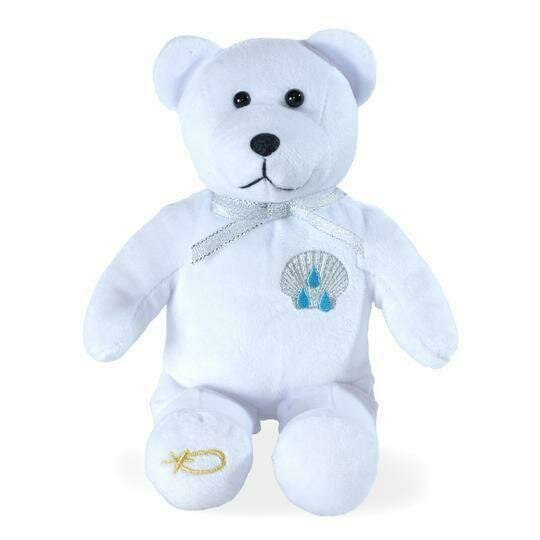 Baptism White Holy Bear