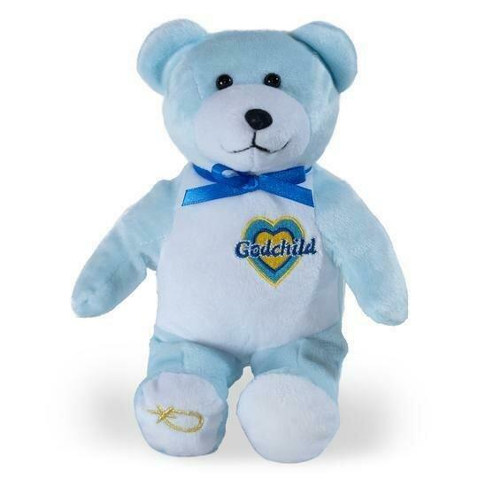 "9"" Godchild Boy Holy Bear"