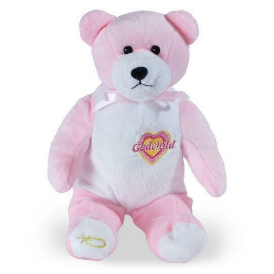 "9"" Godchild Girl Holy Bear"