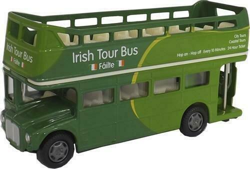 Open Top Irish Tour Bus