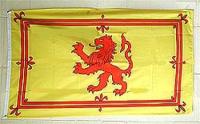 3ft. x 5ft. Scottish Flag (Rampant Lion)