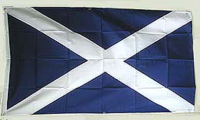3ft. x 5ft. Scottish Flag (St. Andrews)