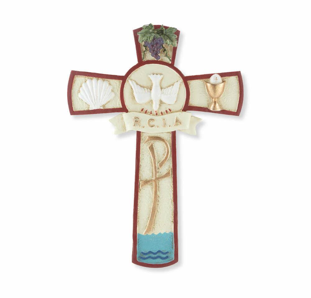 "6"" RCIA Cross"