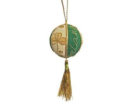 Shamrock Ireland Bauble Ornament