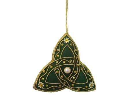 Trinity Knot Hanging Ornament