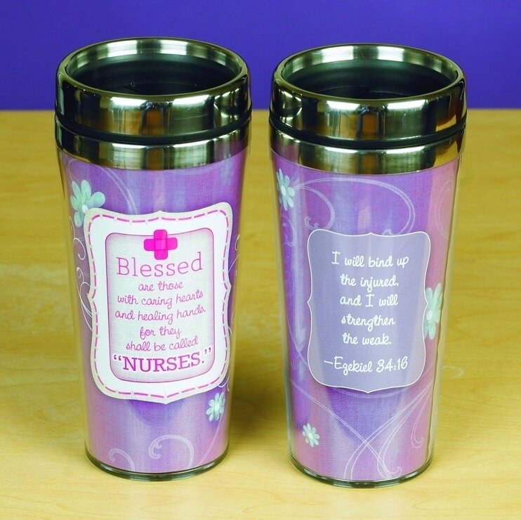 Nurse Travel Tumbler