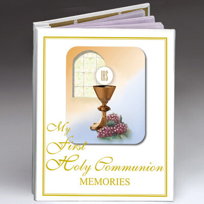 First Communion Photo Album