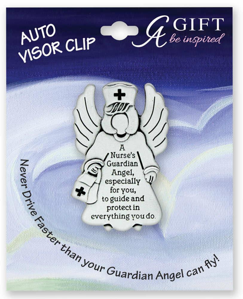 Nurses Visor Clip