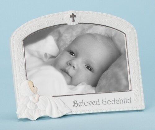 Beloved Godchild Picture Frame