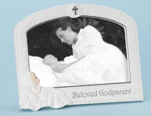Beloved Godparent Picture Frame
