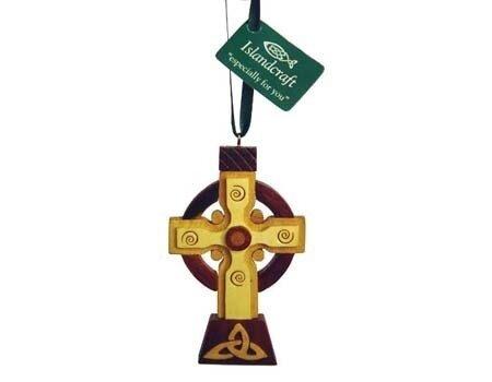 Irish High Cross Ornament