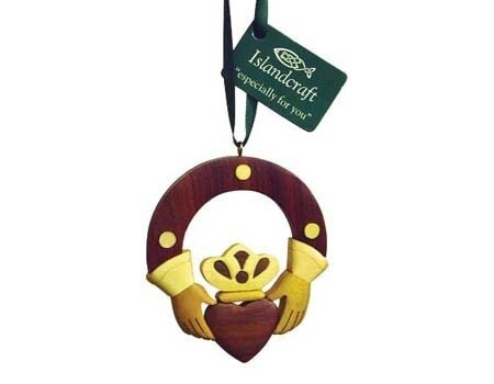 Claddagh Ring Ornament