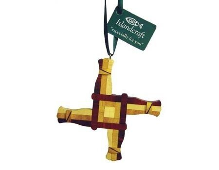 St. Bridgets Cross Ornament