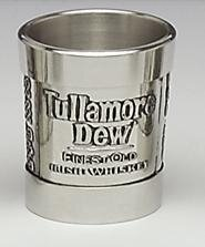 Mullingar Pewter Tullamore Dew Measure