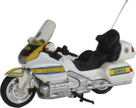 Garda Motorbike