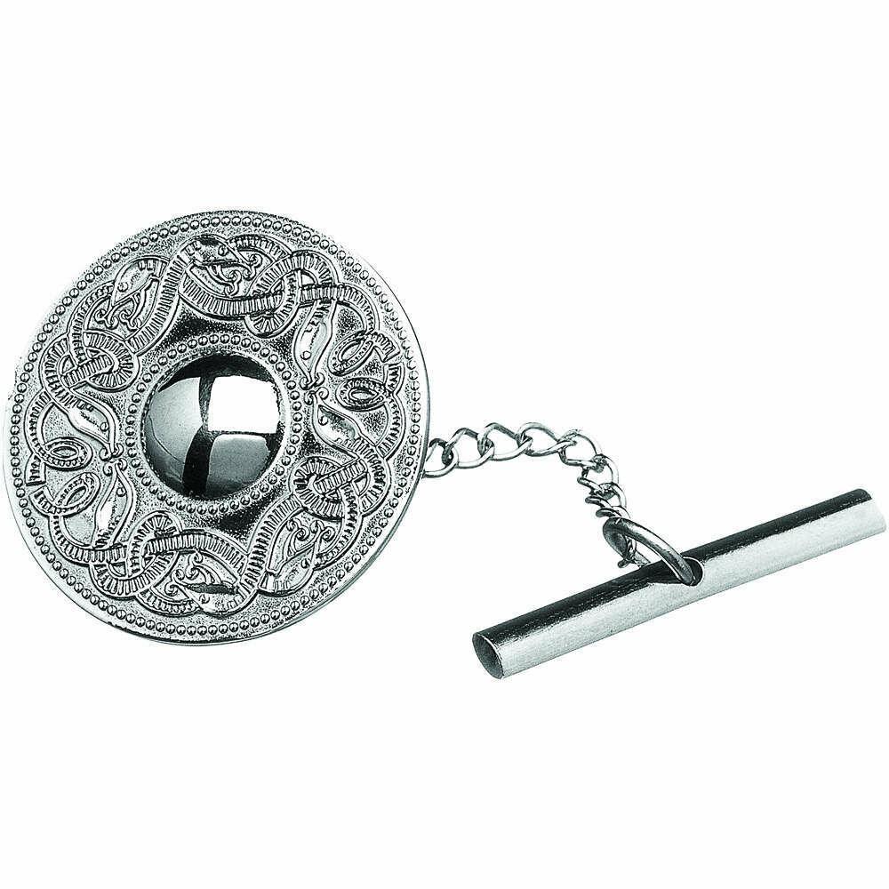 Sterling Silver Original Celtic Warrior® Tie Tac- Large