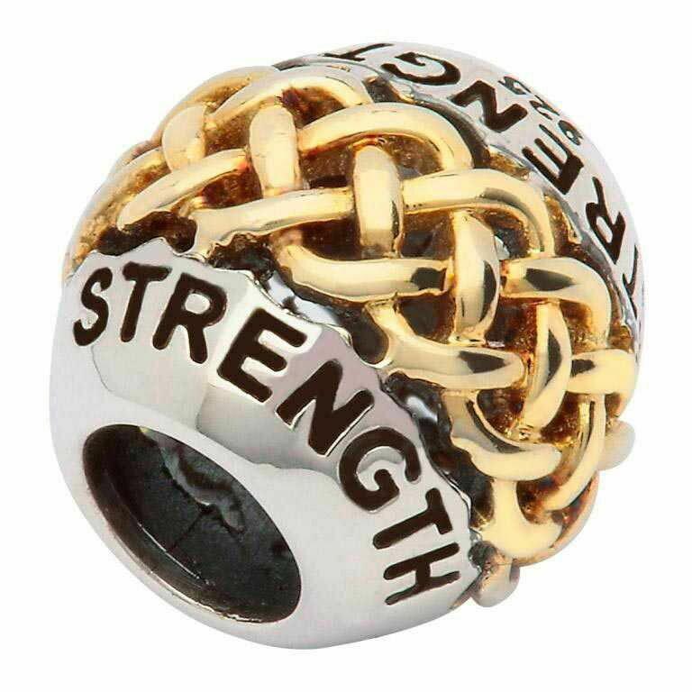 Emotions:  Strength Bead