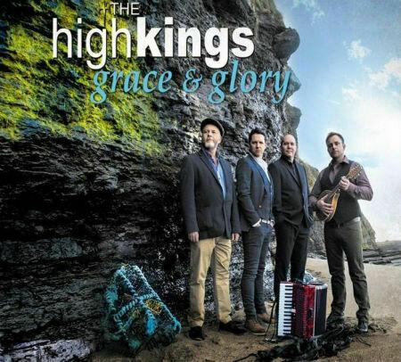 The High Kings, Grace & Glory, CD