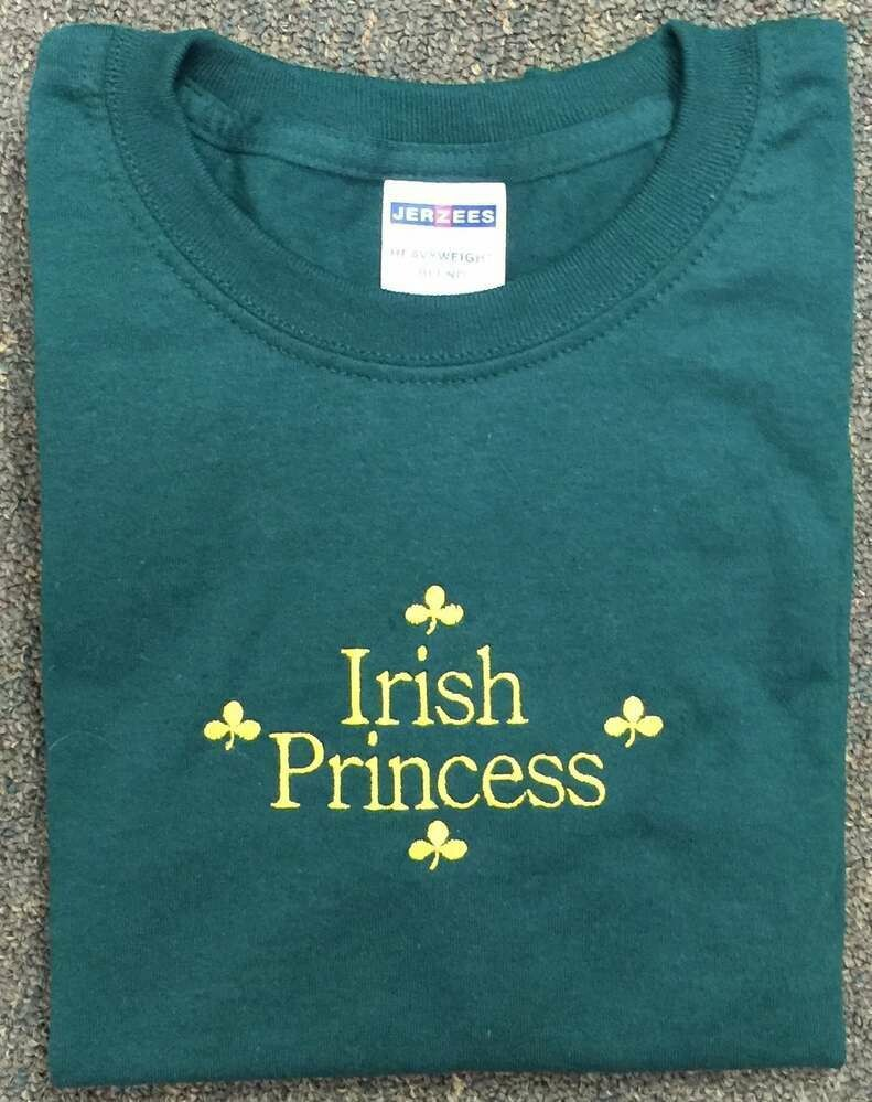 Children's Irish Princess T-Shirt