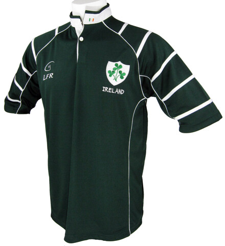 Children's Ireland Breathable Rugby Shirt