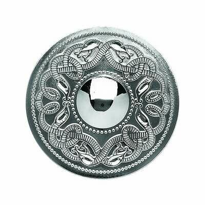 Sterling Silver Original Celtic Warrior® Brooch