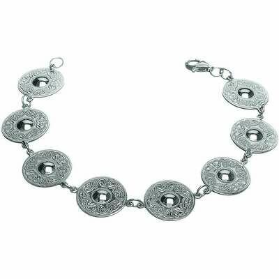 Sterling Silver Original Celtic Warrior® Bracelet- Small