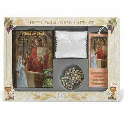 """Child Of God """"Cathedral"""" Edition Girl's Deluxe Set"""