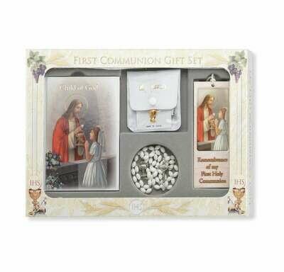 "Child of God ""Communion Memories"" Edition Deluxe Girl's Gift Set"