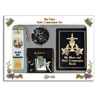 First Holy Communion Deluxe Gift Set- Boy