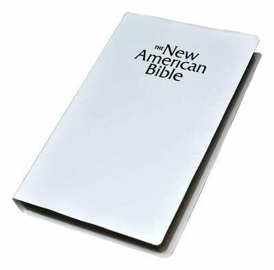 NABRE Gift & Award Bible- White