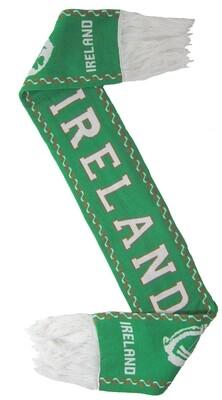 Ireland Soccer Scarf