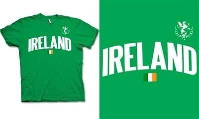 Ireland Green T-Shirt