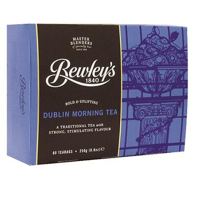 Bewley's Dublin Morning Tea- 80 Tea Bags
