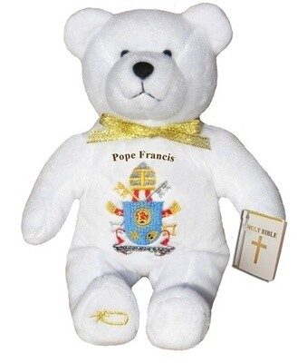 Pope Francis Holy Bear