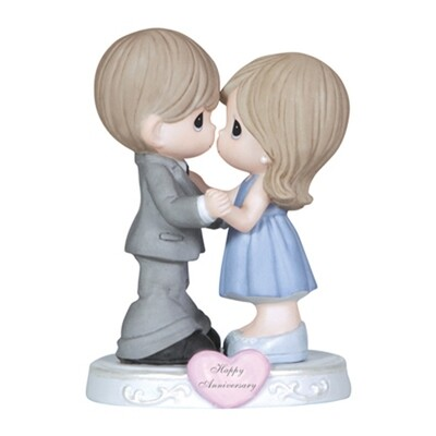 Precious Moments™ Through The Years, Bisque Porcelain Figurine