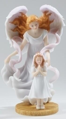 Sophia- My First Communion Seraphim Angel