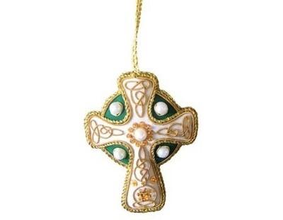 High Cross Hanging Ornament