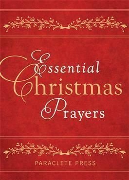 Essential Christmas Prayers Book