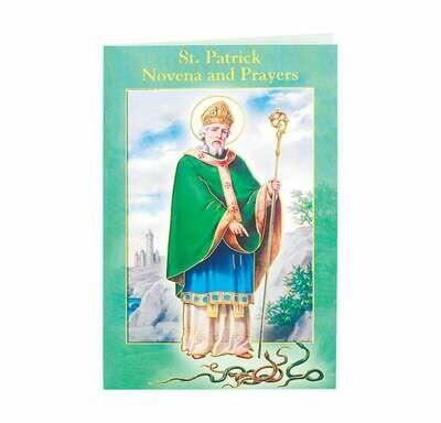 St. Patrick Novena Book