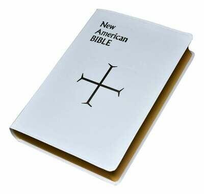 St. Joseph NABRE Gift Edition- Full Size- White