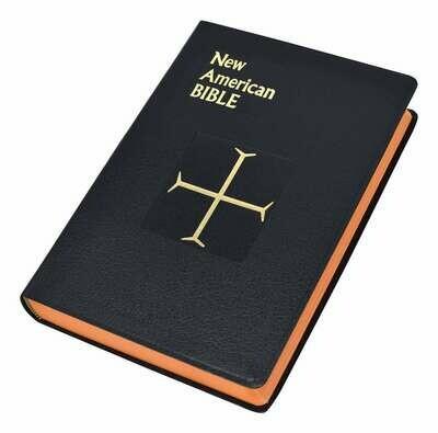 St. Joseph NABRE Gift Edition- Full Size- Black
