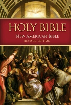 New American Bible Revised Edition (NABRE)- Quality Paperbound Bible
