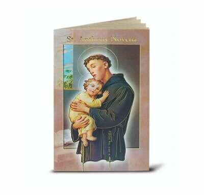 St. Anthony Novena Book
