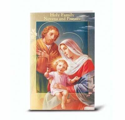 Holy Family Novena Book
