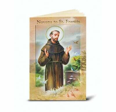 St. Francis Novena Book