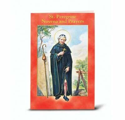 St. Peregrine Novena Book