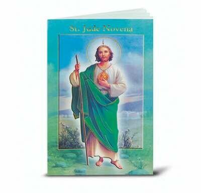 St. Jude Novena Book